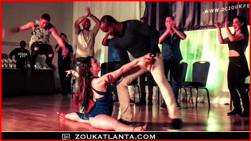 Anne-Marie - Ciao Adios Dance | Zouk | Carlos da Silva Jessica Lamdon | Jack Jill | DC Zouk Fest