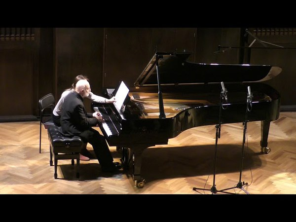 Э. Кёрран «For Cornelius», исп. Алексей Любимов (фортепиано)