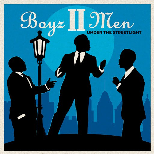 Boyz II Men альбом Under the Streetlight