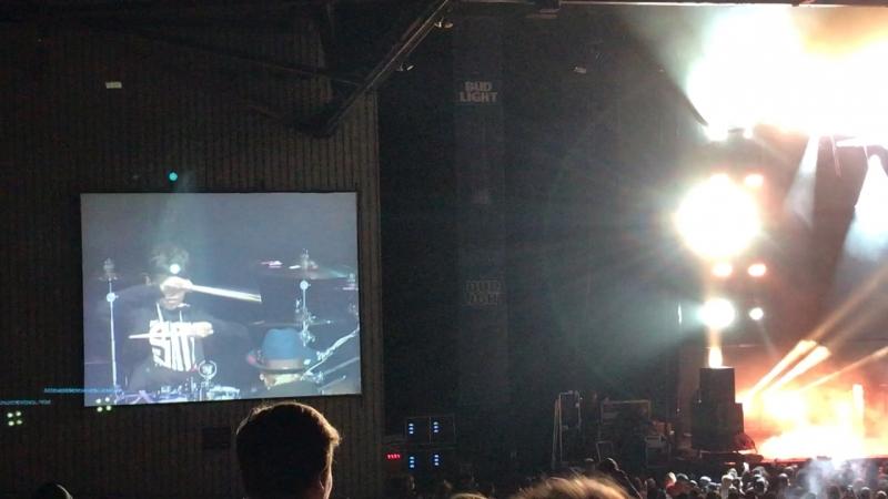 Landon Barker's Drum Solo