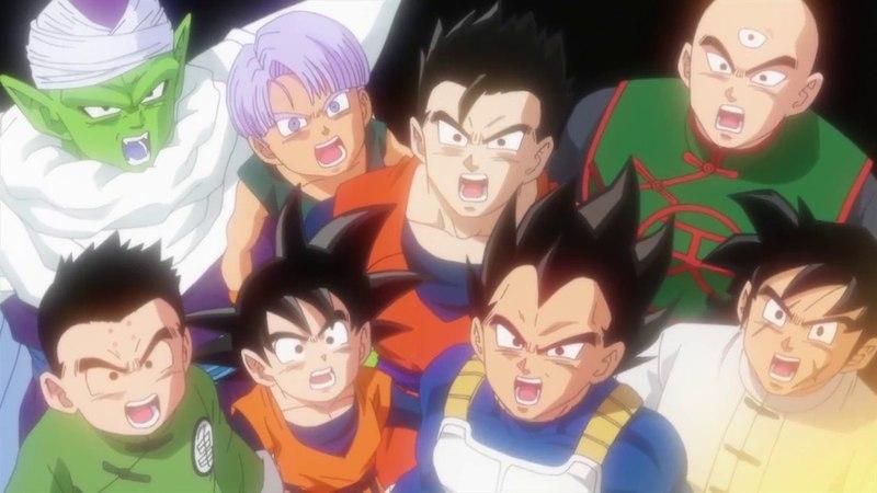 Dragon Ball Z ⍟ A Batalha dos Deuses ⍟ Goku vs. Bills ⍟ Parte 3/3 ⍟ PT-BR