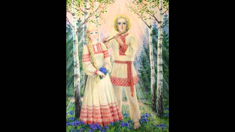 МИфы древних славян Индра, Чур и Крышень