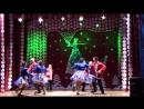 Танец Дедов Морозов и Снегурочек