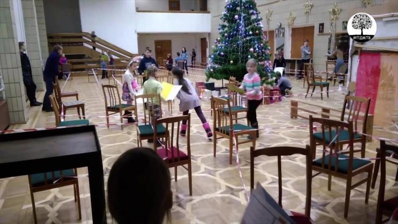 Новорічне туристичне орієнтування знайди Святого Миколая 22.12.2017