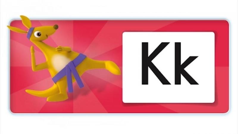Key, kite, king, kangaroo