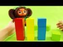 Развивающее видео для самых маленьких - учим цвета