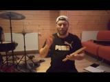 Видеоуроки на барабанах от Гены Гравицапки!Урок - 4 #каталыч #генагравицапка
