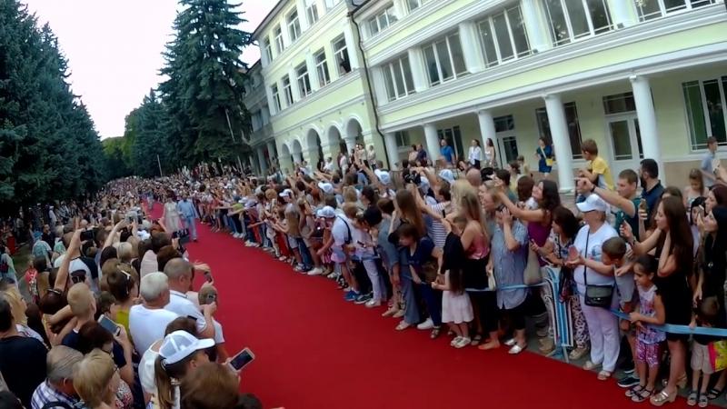 Фестиваль кино в Ессентуках - Самая длинная красная дорожка (Проект Нью-Васюки 2 -)