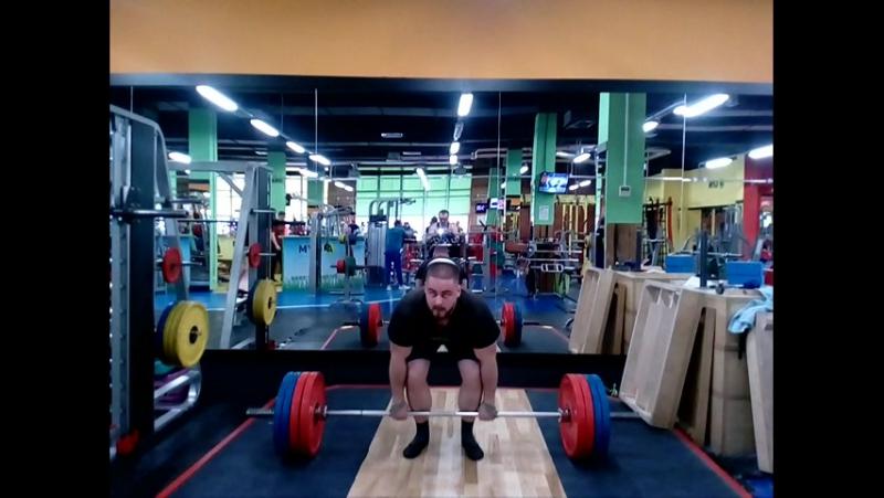 становая 200*10 Атлетик Джим