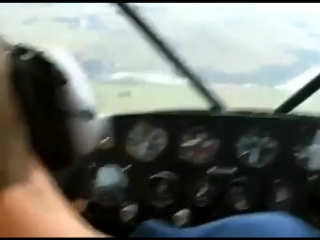шутник в вертолете