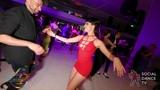 Talal Benlahsen &amp Alicia - Salsa social dancing 4th World Stars Salsa Festival