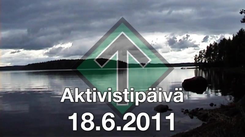 Vastarintaliike - Aktivistipäivät Pirkanmaalla - 18.6.2011