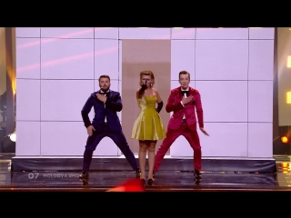 Doredos - my lucky day - moldova - live - second semi-final - eurovision 2018 евровидение молдова