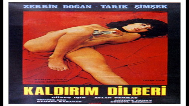 Kaldırım Dilberi- Samim Utku- 1979- Zerrin Doğan Tarık Şimşek Çetin Başaran Aylin Berkay