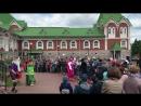 Кикимора, Дед Мороз, Баба-Яга, Кот Базилио и Маша танцуют!