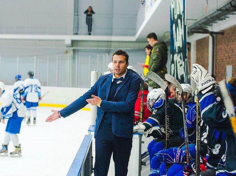 Игроки хоккейной команды МИСиС попали на Матч звезд. Фото: предоставлено Сергеем Власовым