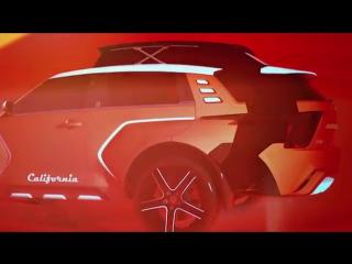 Новая нива lada 4×4 california автомобиль будущего ваза, новинки авто грядут
