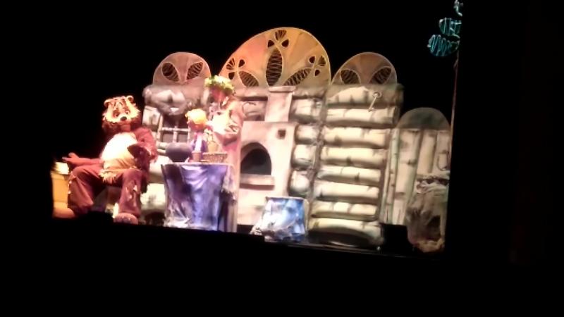 театр кукол Маша и медведь 🐻