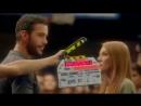 Elçin Sangu  Barış Arduç ❤️ My lovely happy babies ❤️ Mutluluk Zamani movie (backstage) ❤️ elbar ❤️ (1)