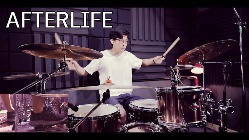 Afterlife - Avenged Sevenfold | Drum cover | บีมเอง (Liteon Asus)