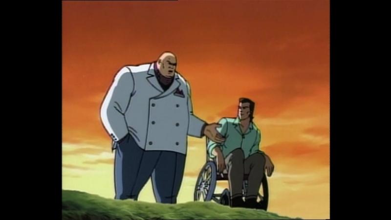 Человек паук 1 сезон 2 серия Охотники за Пауком 04.02.1995