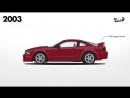Evolution of the Ford Mustang - Donut Media