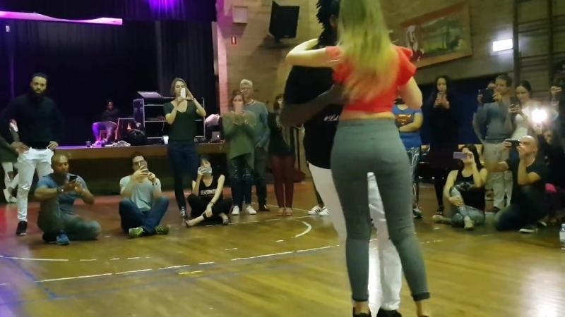 Jojo Nima Sydney International Afro Kizomba Festival 2018