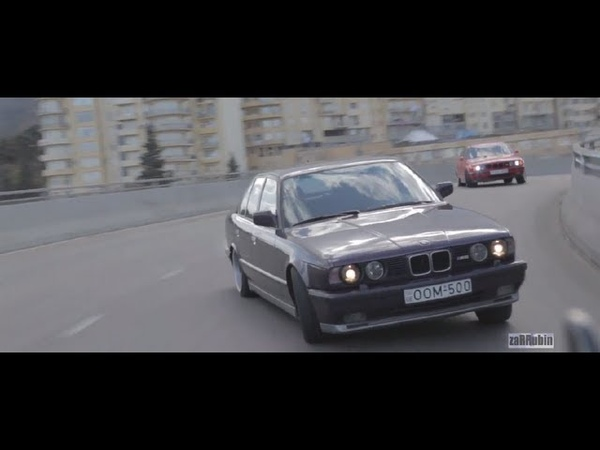 BMW M5 Street Drift! Giorgi Tevzadze(NeedForDrive.com) Eric Davidovich(Smotra.ru) by zaRRubin