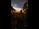 Коренные парижане празднуют победу в ЧМ-2018