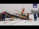 Что известно о крушении самолета в Нарьян-Маре