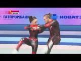 Лучшие в мире акробатического рок-н-ролла приехали соревноваться в российскую столицу