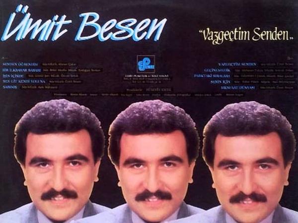 Ümit Besen - Senden Öğrendim (1985)