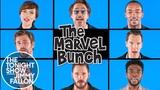 Avengers Infinity War Cast Sings