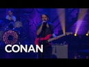 """Dhani Harrison """"All About Waiting"""" 10/30/17 - CONAN on TBS"""