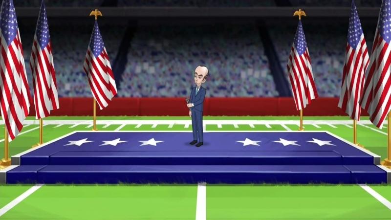 Our Cartoon President S01E03 ColdFilm