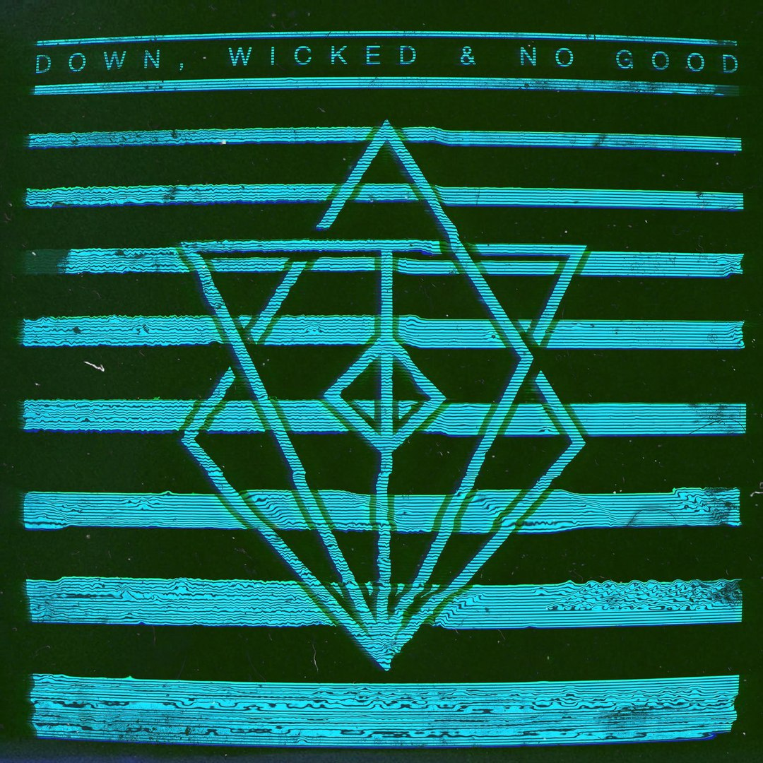 In Flames - Down, Wicked & No Good [EP] (2017)