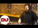 WAFF Tech House Set Live from DJMagHQ DJ Live Set HD 1080 DH