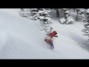 The Day After the Storm - Winter Ski