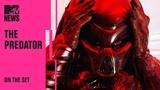 BTS of 'The Predator' w Keegan-Michael Key, Olivia Munn, Sterling K. Brown &amp More MTV News