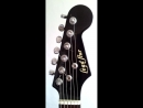 - soulful blues groove / guitar backing track jam in B min