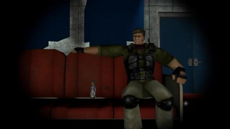 (Gmod)Resident Evil 3 Parody Episode 10