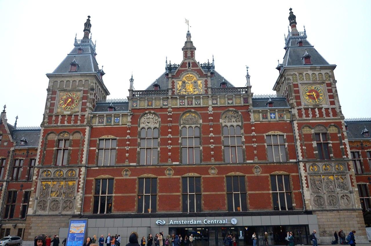 2GN_b6Q0AWY Амстердам достопримечательности.