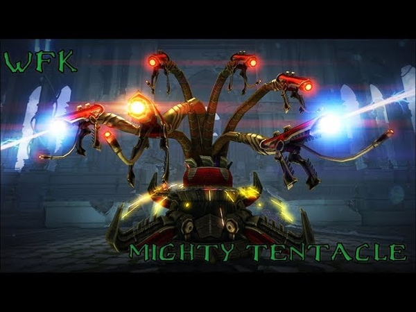 SkyForge ВФК в 4К Искажения Е3 (Тяжелая гидра Палач) / E3 WFK in 4K (Heavy Hydra Executioner)