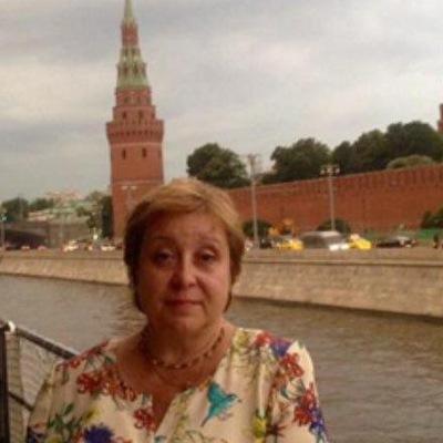 Тамара Гаврилина