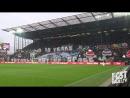 Die Choreo vor dem Duisburg-Spiel (10.12.2017)