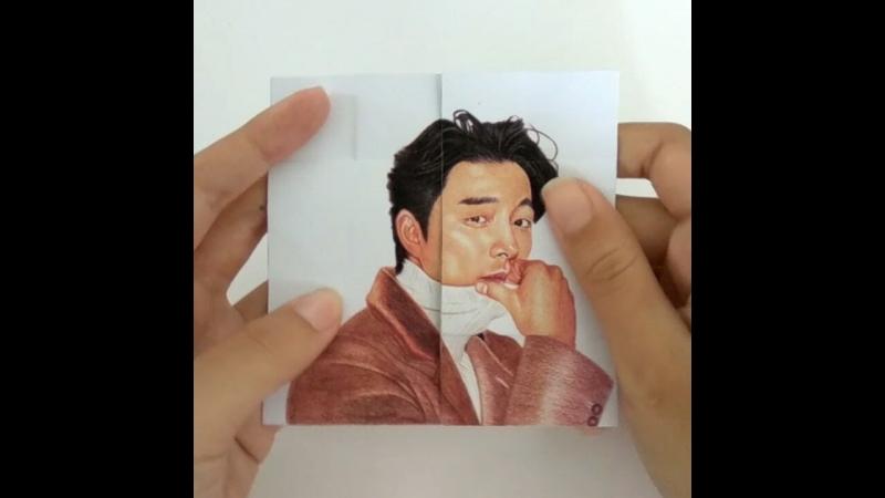 Dokkaebi magic card