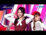 UNI+G's Team Orange - Red Flavor (Original Red Velvet) The Unit2018.01.04