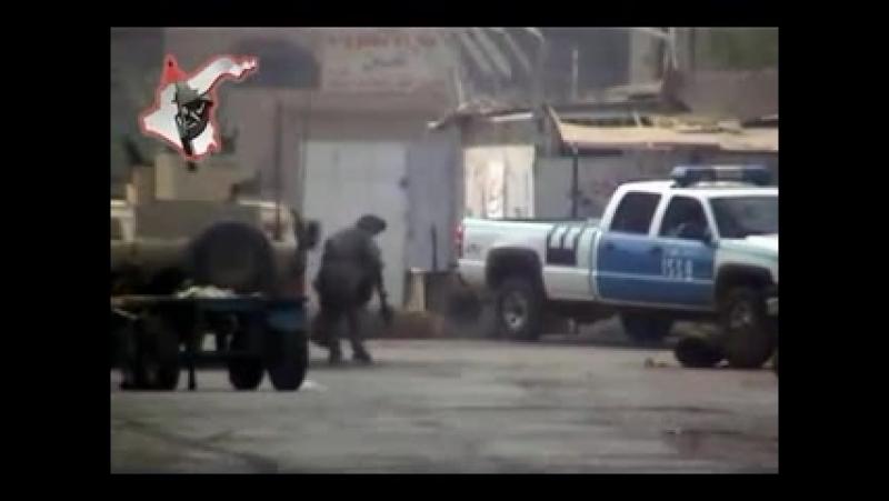 Снайпер Джуба Ирак