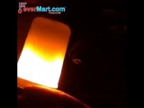 LED-лампа с эффектом пламени