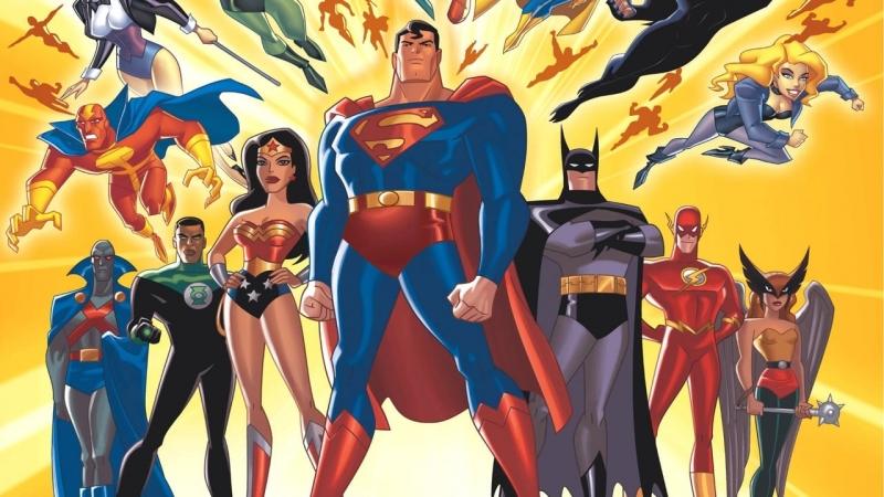 Лига справедливости Justice League 1 2 сезоны смотреть онлайн без регистрации